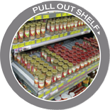 Pull Out Shelf